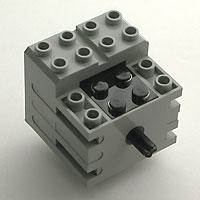 9V Motor