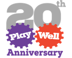 Play-Well Logo